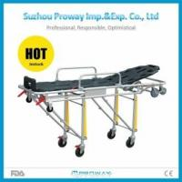 Wholesale Stretcher CE&FDA Approved PWS-3A Stainless Steel Ambulance Stretcher from china suppliers
