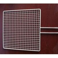 Wholesale Woven wire mesh / mesh cloth BBQ Grill Mesh (Stainless Steel /Galvanized) from china suppliers