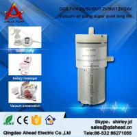 Wholesale AIR PUMP A120 12v Mini Electric Air suction Vacuum Pump from china suppliers