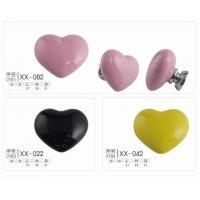 Wholesale heart-shaped ceramic knobs manufacturers from china suppliers