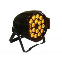 Wholesale 18pcs18W6IN1IndoorLEDPARLight from china suppliers