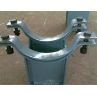 China Pipe support and hanger on sale