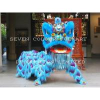 Chinese wool lion dance set for adult