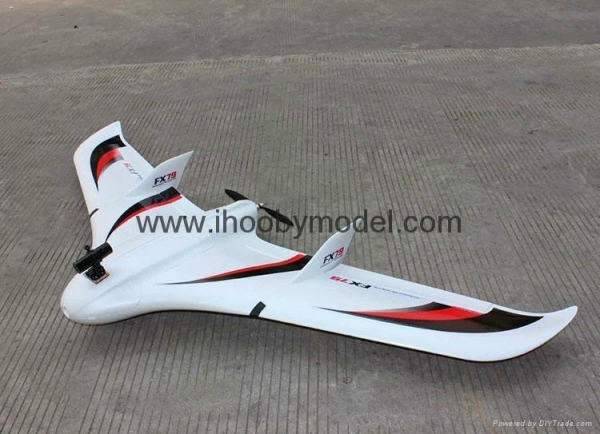 China FX-79 Buffalo 2m EPO FPV Wing Electronic RC airplane model