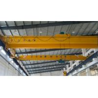 Overhead crane with electric hoist