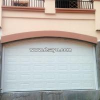 Wholesale Modern steel sectional automatic garage door #DSO001-1 from china suppliers