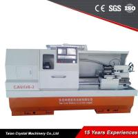 Wholesale CJK6150B-2 Whole cast-ironed Bed Heavy Duty CNC Lathe With Three gear speed manual change from china suppliers