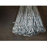 """Wholesale Hot-Dipped Galvanized Iron Wire Binding Double Loop Tie Wire 6"""" - 22"""" from china suppliers"""