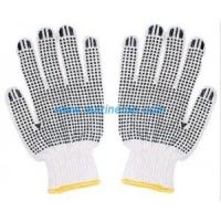 Wholesale Gloves Cotton Working Non Slip Dots IMPA 190103 from china suppliers