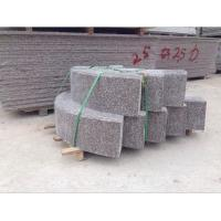 Wholesale curbstone/kerb stone granite curved curbstone from china suppliers