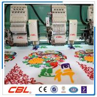 Wholesale Model:CBL 12 heads chenille multi-function computerized embroidery machine from china suppliers