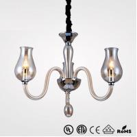 Wholesale Decorative professional glass chandelier (HTD-PLC012) from china suppliers