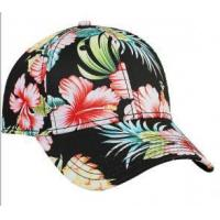 Wholesale Good quantity Hawaii style cotton baseball cap from china suppliers