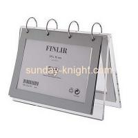 Wholesale Acrylic personalised desk calendar ODK-004 from china suppliers