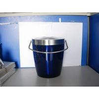 Ice Bucket Double wall Ice bucket with handle