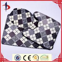 Wholesale Luxury bath mat sets 3 piece from china suppliers