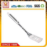 Wholesale BBQ Tools 16.6-Inch Stainless steel BBQ spatula from china suppliers