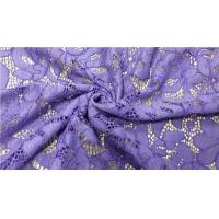 Wholesale New likable flower design lace fabric from china suppliers
