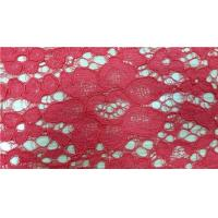 Wholesale 2015 New Style Cord Lace Fabric from china suppliers