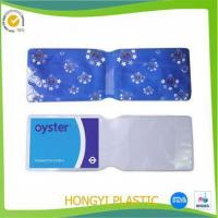 Wholesale STATIONERY pvc oyster card holder from china suppliers