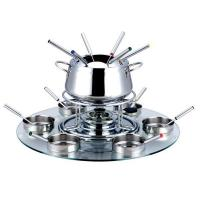Wholesale Lazy Susan Fondue Set MD-GR001 from china suppliers