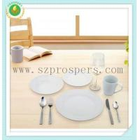 Wholesale Round shape set 36pcs set with red wine cup&Cutlery from china suppliers
