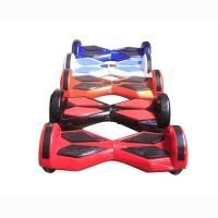 Wholesale Self Balancing Scooter 6.5 inch Electric Self Balancing Scooter with LED light and bluetooth speaker from china suppliers