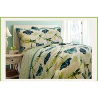 Wholesale China wholesale butterfly dragon fly microfiber printing quilted bedspread from china suppliers