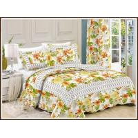 Wholesale New product printed microfiber quilt,bedding set,bedspread from china suppliers