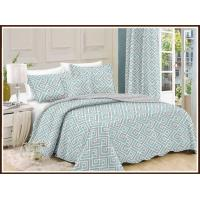 Wholesale American cotton printed quilt,american cotton bedding sets,geometric print bedding set from china suppliers