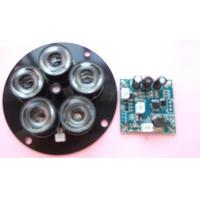 Wholesale Infrared LED round boards with 5 LEDs from china suppliers