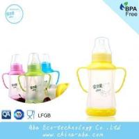Wholesale China Hot Sale Customized Great Quality Borosilicate Feeding Bottle from china suppliers