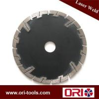 Wholesale Protection Teeth Turbo Diamond Saw Blade from china suppliers