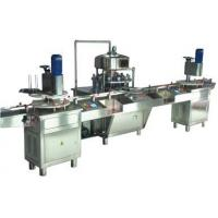 Wholesale CN540 Vacuumized & Nitrogenized Can Sealing for Milk Powder Production Line from china suppliers