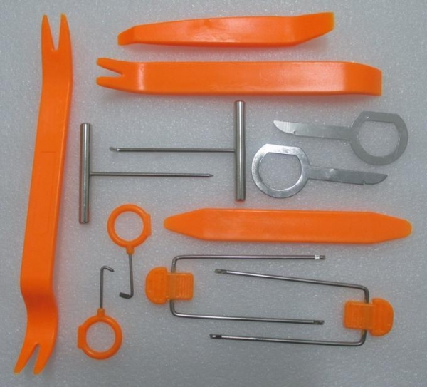 Quality Car kit Car Audio Removal and Installation tool for sale