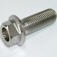 Wholesale Titanium Flanged Hex Head Bolts from china suppliers