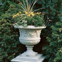 Wholesale Beautiful carved marble modern flower pots from china suppliers