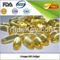 Wholesale OEM Private Label DHA+ EPA Omega 3 Krill Oil Softgels from china suppliers