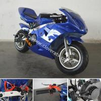 Wholesale Cheap 2-Stroke 2 Wheel 49cc Pocket Bike 49cc Petrol Pit Bike from china suppliers