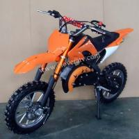 Wholesale 2016 Children 2 Stroke Air Coolded 49CC Dirt Bike with Aluminum Easy Pull Start from china suppliers