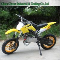 Wholesale Fashion Electric start Air cooled 49cc Mini Moto Bike Dirt Bike from Chinese from china suppliers