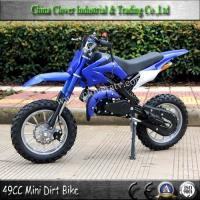 Wholesale Mini Super Racing Dirt Bike 49CC Motorbike with Good 49CC Engine from china suppliers