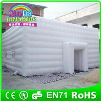 Wholesale Giant inflatable cube tent from china suppliers