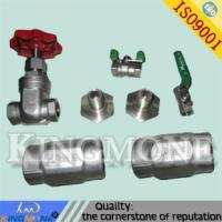 Wholesale Pipes&Valves Stainless Steel Precision Casting Valve Bodies from china suppliers