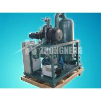 Wholesale Transformer Oil Purifier ZYD-II Double Stage High Vacuum ... from china suppliers