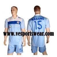 Wholesale hot sale soccer uniform shirt for 2014 from china suppliers