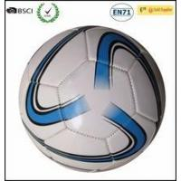 Wholesale Promotion Tranning Machine Stitched Custom Print Soccer Ball from china suppliers