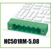 Wholesale Pluggable Terminal Blocks HC501RM-5.08 from china suppliers