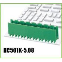 Wholesale Pluggable terminal block HC501K-5.08 from china suppliers