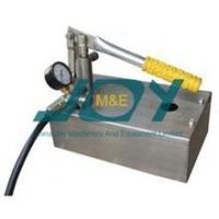 Wholesale Laboratory using stainless steel hydro pressure testing pump from china suppliers